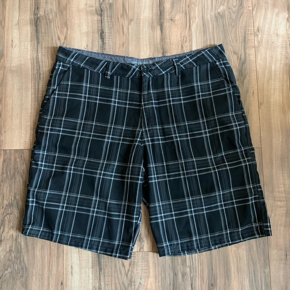 Hurley Other - Hurley Plaid Casual Shorts